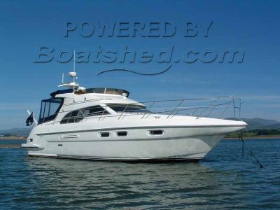sealine f43 410 for sale 43 39 0 1997 boatshed north wales. Black Bedroom Furniture Sets. Home Design Ideas