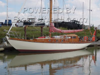 Wooden  Sloop 39ft - Dallimore 11 1/2 Tonner