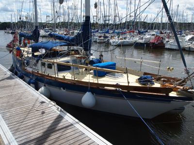 Endurance 45 Cutter Rigged Ketch