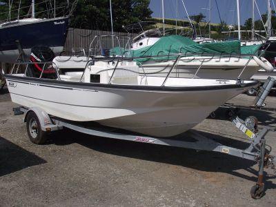 Boston Whaler Montauk 170