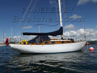 McGruer 8 TM Bermudan Sloop