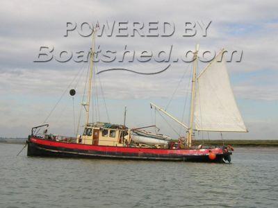 Converted Tug Liveaboard Cruiser