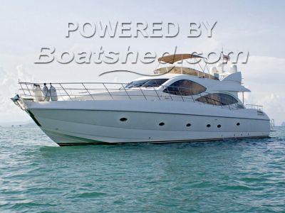 Lamberti 80  Motor Yacht