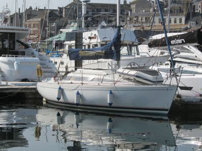 Beneteau First 29 Swing Keel
