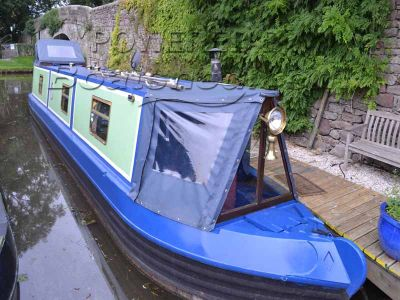 Narrowboat 45ft Semi Trad Lanac Line
