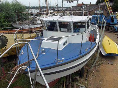 Fishing Boat Workboat