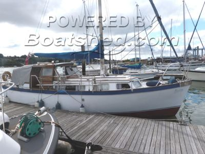 Kemrock Channel 30 Motor sailor.