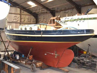 Morecambe Bay Prawner 32ft