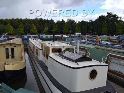 Narrowboat 57ft Dutch Style