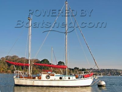Maurice Griffiths Waterwitch 24'