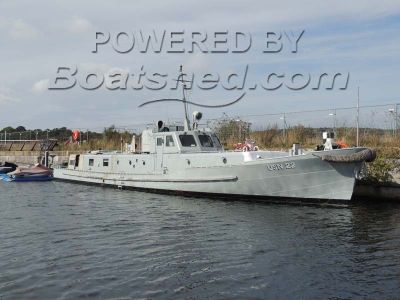 Patrol Vessel Ex US NavyTMSY Fully Functional
