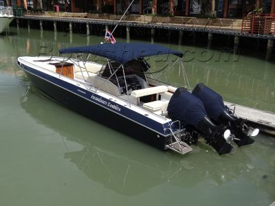 Chris-Craft 311 Scorpion