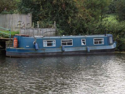 Narrowboat 38ft Cruiser Stern Lovely Interior