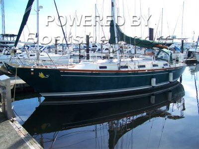 Waterline 38 Steel Sloop