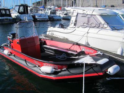 Polarcirkel 560 Dive Work Boat