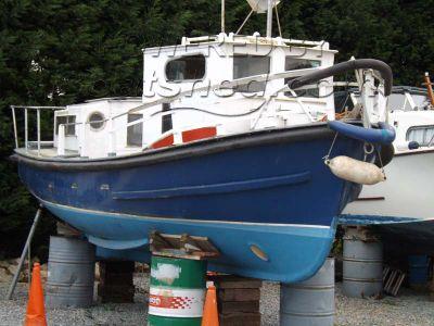 GRP Motor Launch Ex Navy