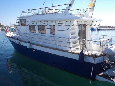 Charter boat 85ft
