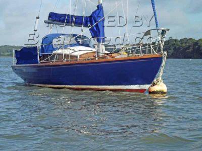 Fred Parker 25 Sailing Sloop