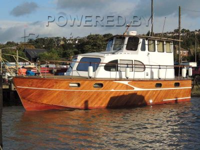 Wooden  Motor Yacht (Twin Screw)