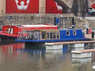 British Waterways Workboat 42ft