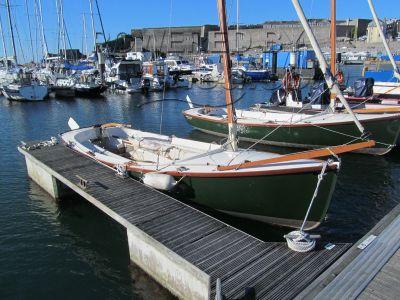 Swallow Boats BayRaider 20 Trailer Sailer