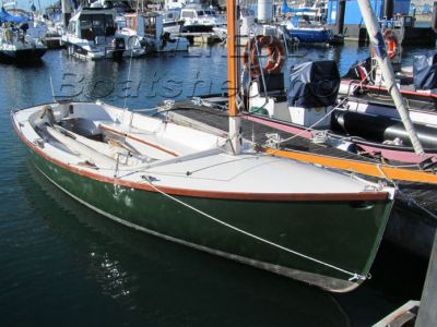 Swallow Boats BayRaider 20 Trailer Sailer