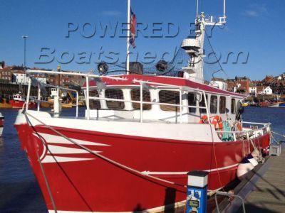 MFV Inshore Trawler Line Fishing