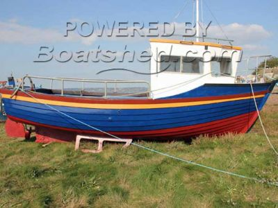 IP  21 Fishing Boat