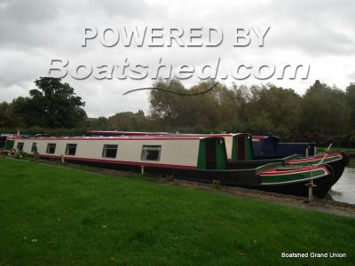 Narrowboat 65ft Semi Trad