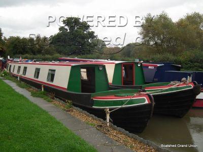 Narrowboat 69ft Semi Trad