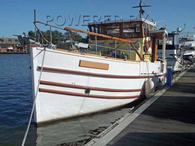 MFV Cruising Liveaboard 40ft Yacht