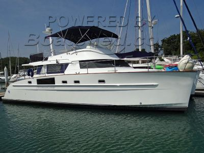 Fountaine Pajot Cumberland 44 Power Cat