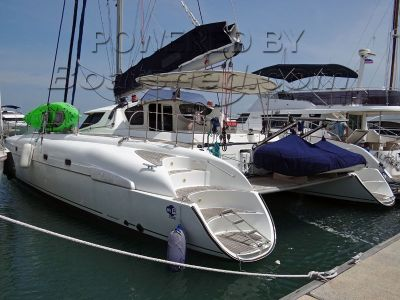 Fountaine Pajot Bahia 46 Cutter
