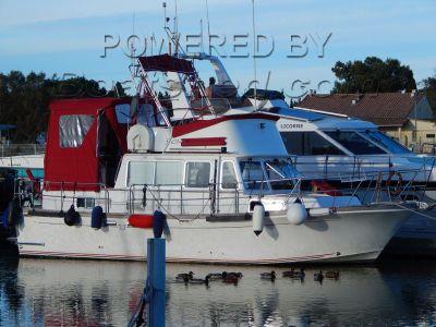 Corvette 32 motor yacht