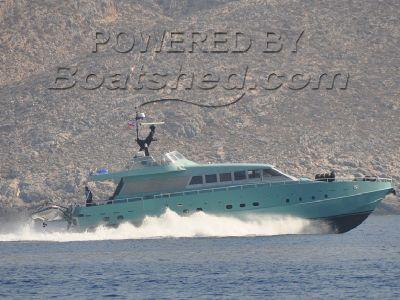 Superyacht 23M Baglietto