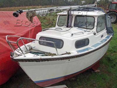 Hardy 18 Motor Sailer