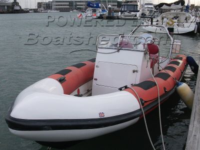 RIB 6.7m (GRP Hard Nose)