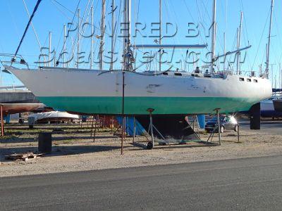 Metalu Jade 48 Ocean cruising yacht