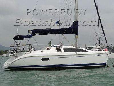 Hunter 280 Sloop