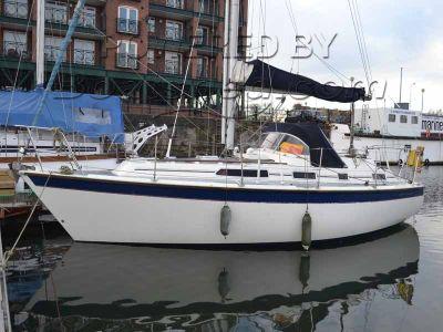 Westerly Seahawk 35 Fin Keel