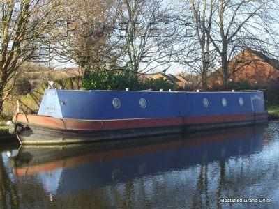 Narrowboat 50ft TradStern Live-aboard