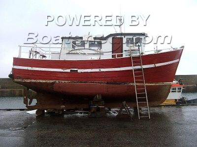 Fishing Boat 37 Foot Ex French Boat