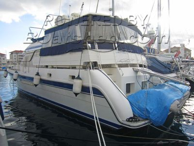 Trader 535 Signature Flybridge