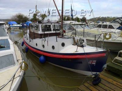 Ex Lifeboat 35 Liverpool Class