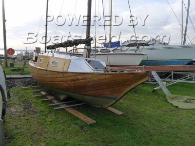 Selway Fisher 21ft Skua with bilge plates