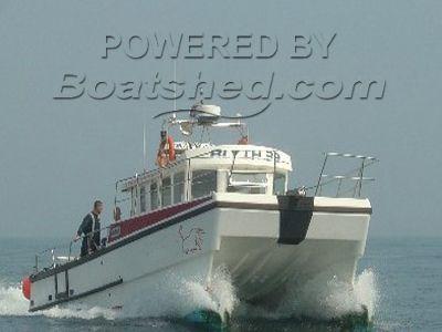 Blyth 33 Workcat Catamaran