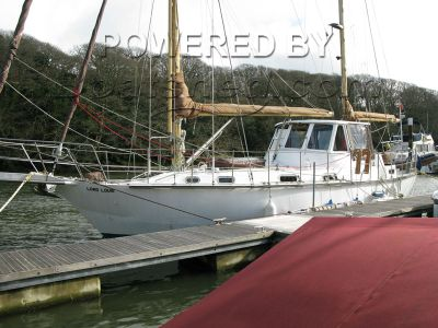Steel Motor Sailer 44 Ketch