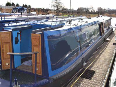 Narrowboat 55ft Semi Trad Seven Valley