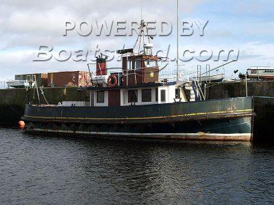 Passenger Vessel Ferry Hotspur 2
