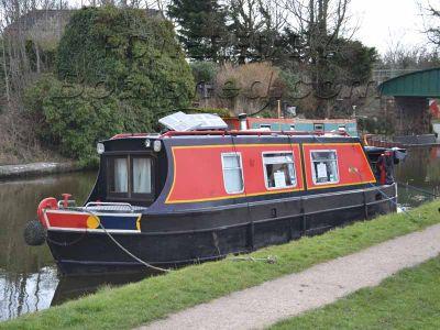 Narrowboat 30ft Cruiser Stern